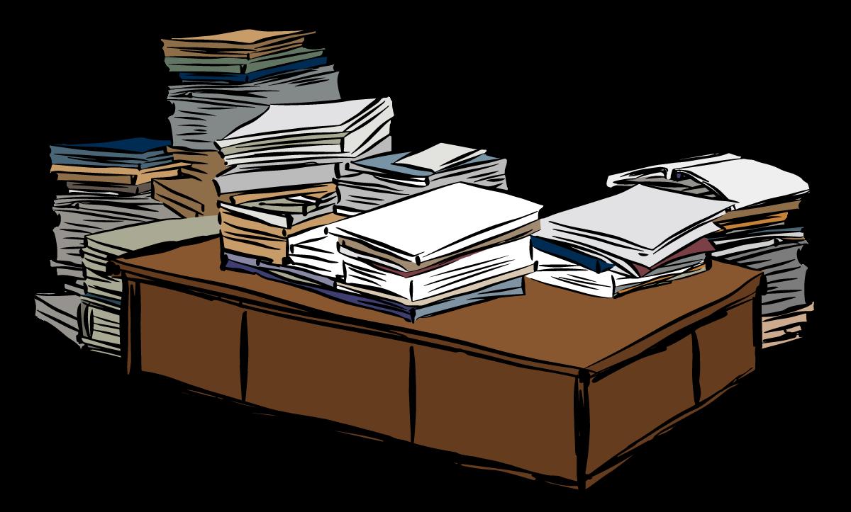 日常発生する書類のペーパーレス化方法