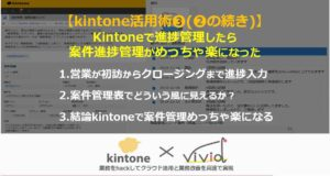 kintone活用術3サムネイル