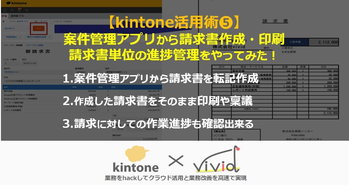 kintoneでSFA管理してみた